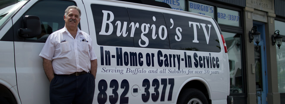 Burgio's TV Sales & Service